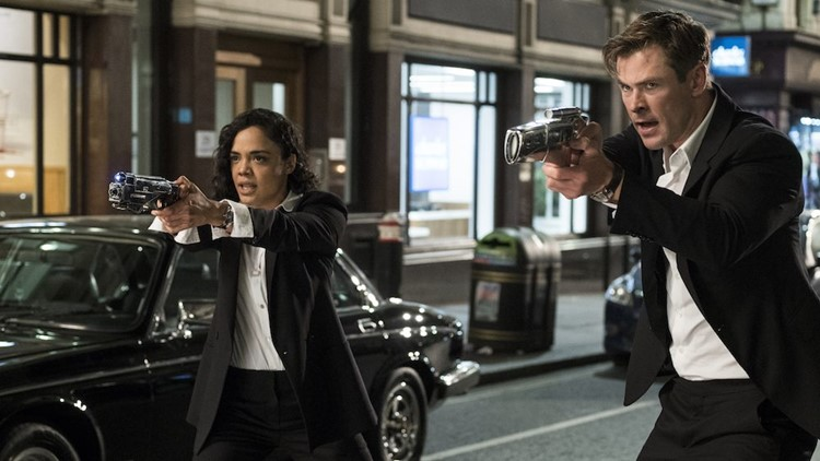 'Shaft,' 'Men In Black' lead the pack this week at the box office, but they don't deliver