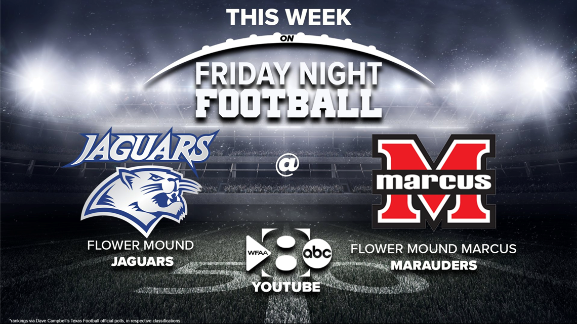 Friday Night Football: The Mound showdown