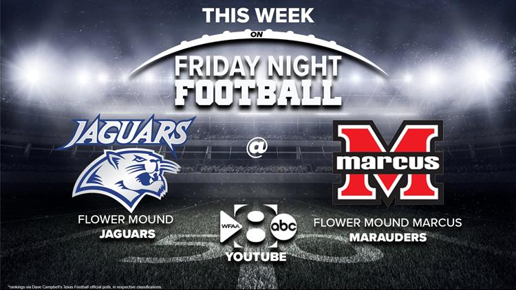 Friday Night Football: Flower Mound vs. Marcus
