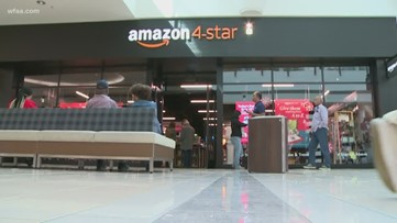 Take a look inside the 4-star Amazon retail store in Frisco