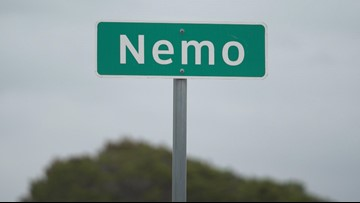 Finding Nemo? Where'd this Texas town get its strange name?