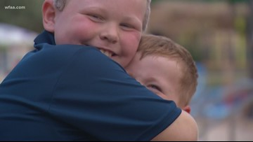 Wednesday's Child: Brothers, John & Gabe, hope to find their forever home together