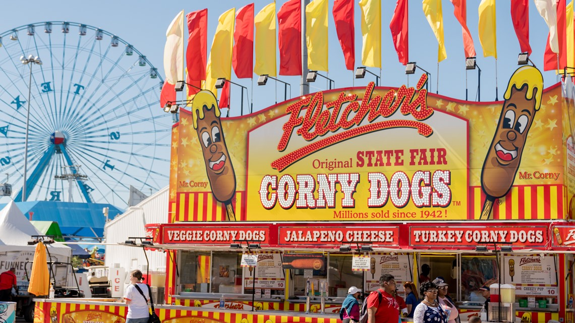 Holy smokes, howdy folks! Fletcher's launching new kind of corny dog for State Fair of Texas