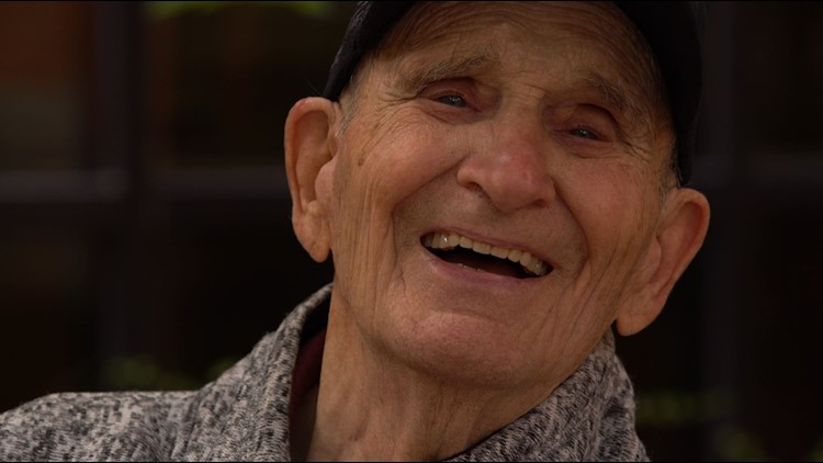 Dallas World War II veteran and the return to D-Day 75 years later
