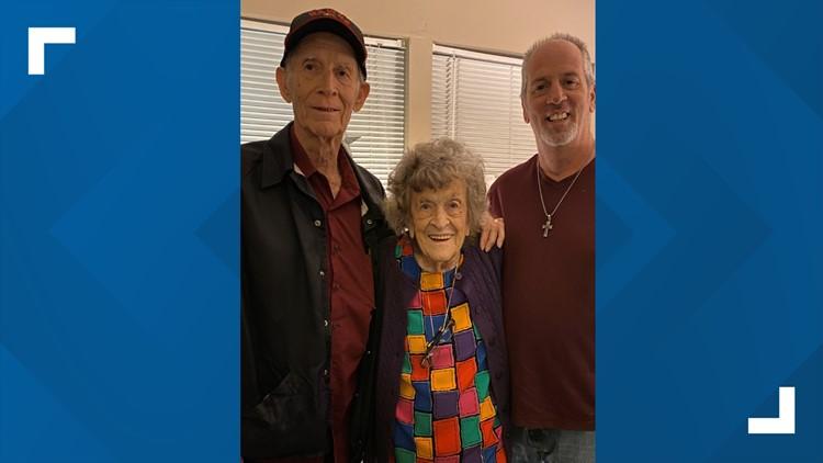 Larry Mitchell family photo