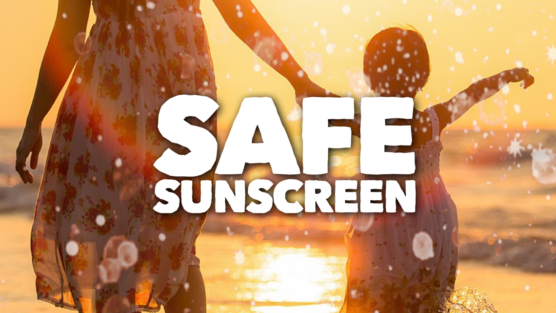 VERIFY: Are some sunscreens safer than others?