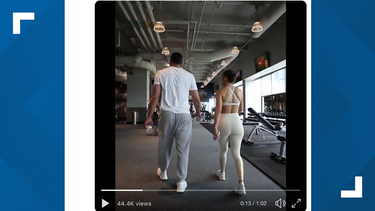 Jennifer Lopez, Alex Rodriguez spotted working out at Cowboys Fit facility