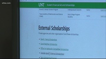 Here's how to find extra scholarship money