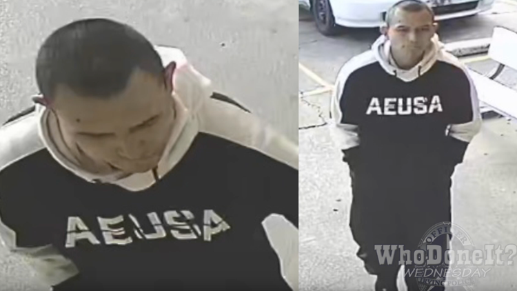 Recognize this man? Irving police need help identifying armed robbery suspect