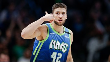 It's Maxi Kleber time in Dallas as injury bug continues to bite Mavericks
