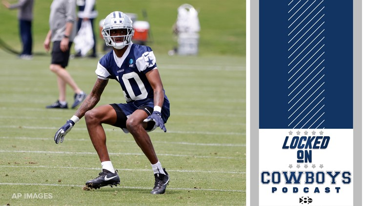 How likely is it that Nahshon Wright starts in 2021? | Locked On Cowboys