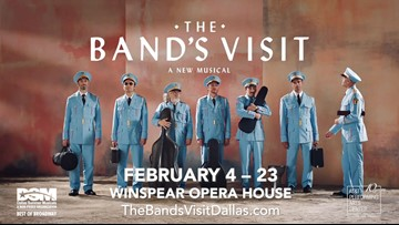 Enter to win tickets to 'The Band's Visit'