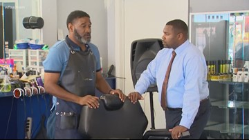 At the barbershop: Reaction to Roy Oliver's prison sentence