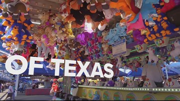 Top Midway Games at the State Fair of Texas