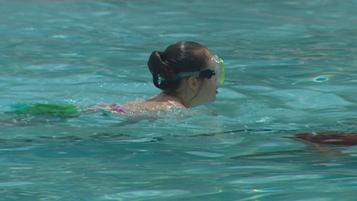 Water safety tips to keep children safe during the holidays