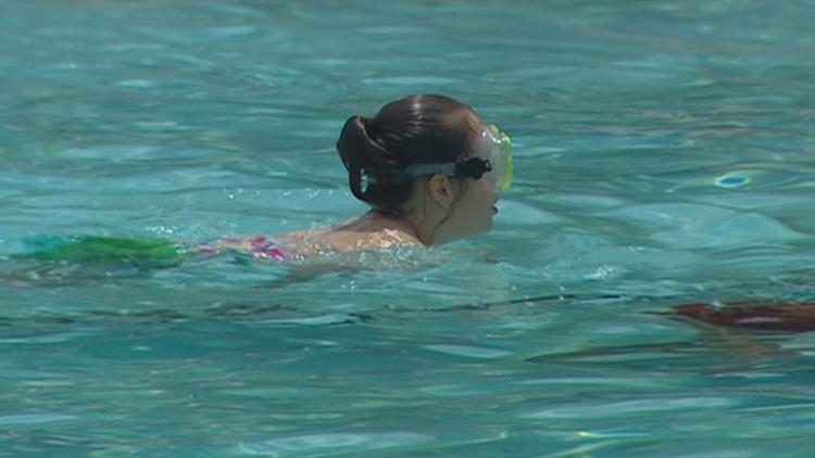 Summer is here. Here are places in North Texas to get your child swim lessons