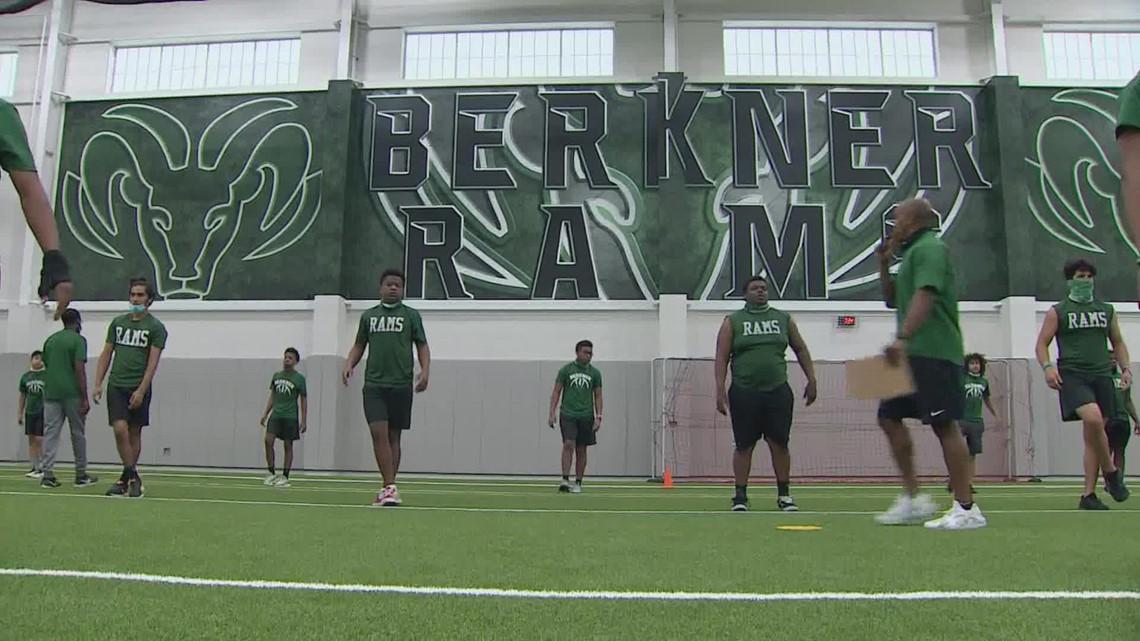 Find out why new Richardson Berkner head football coach Trey Bryant calls it his 'dream job'