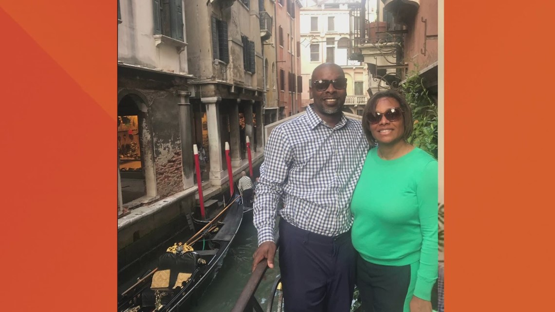 Reasons to smile: Husband shares a special message to his wife