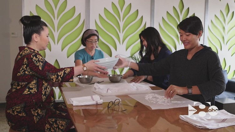 'We won't be equal until everyone is equal': Women of Asian Descent come together to find solutions