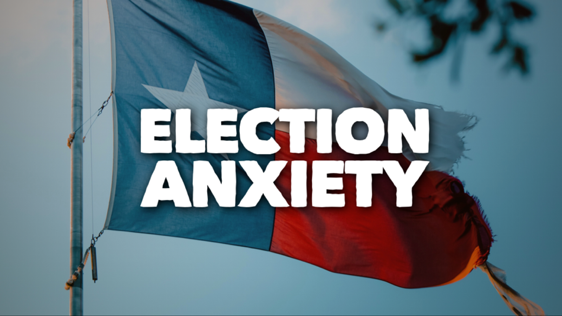 Anxiety is rising about election day how it will all turn out | wfaa.com