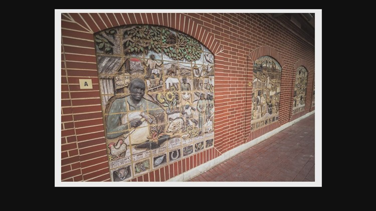 Curious about the landmarks that surround us? Take a self-guided tour of Fort Worth's African-American history