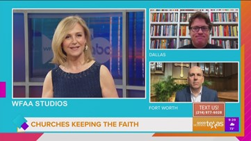 GMT Town Hall: How local churches are reaching out and keeping the faith