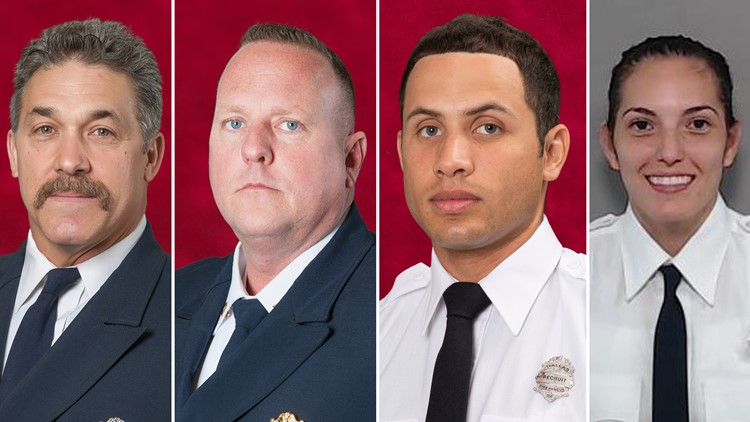Dallas firefighters hurt in apartment explosion identified, department says they are 'improving'