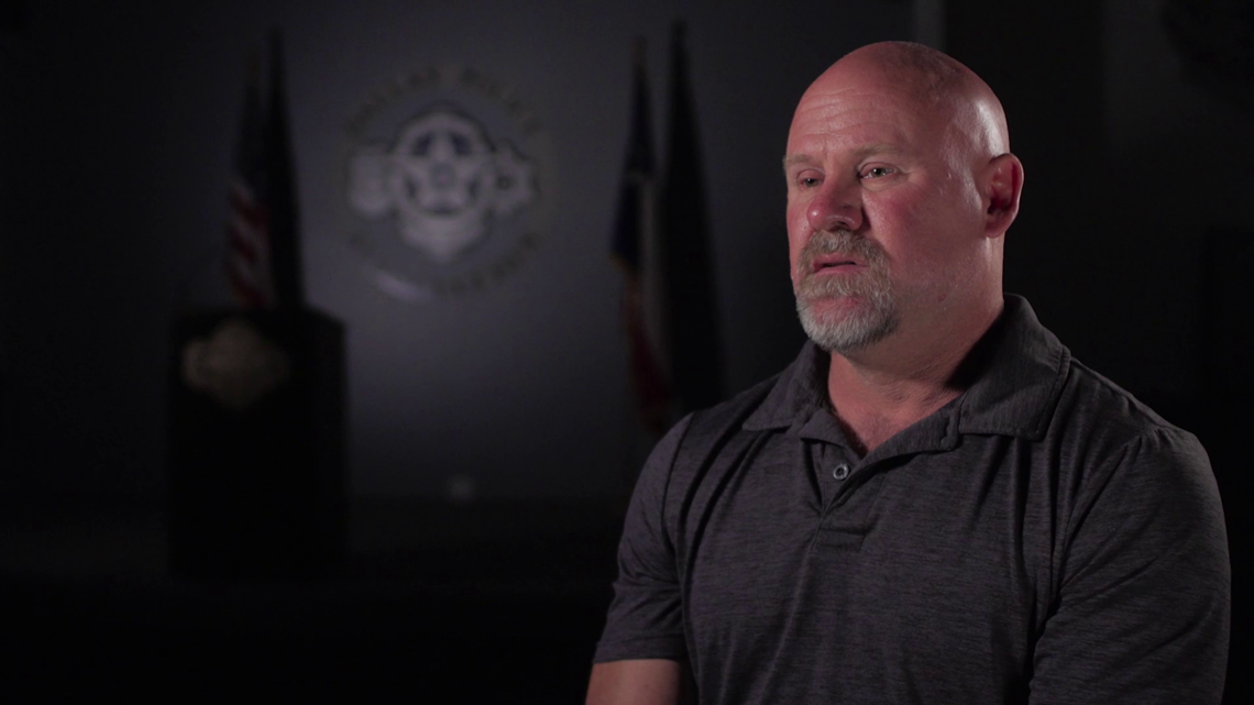 Dallas Police Senior Cpl. Matt Banes reflects on the night of 7/7: 'There was a lot of fear'
