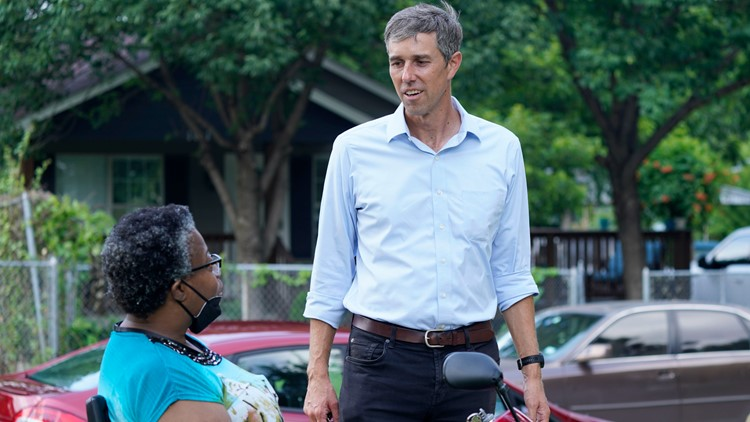 Beto O'Rourke, pastors set off on 4-day march to state capital over voting rights