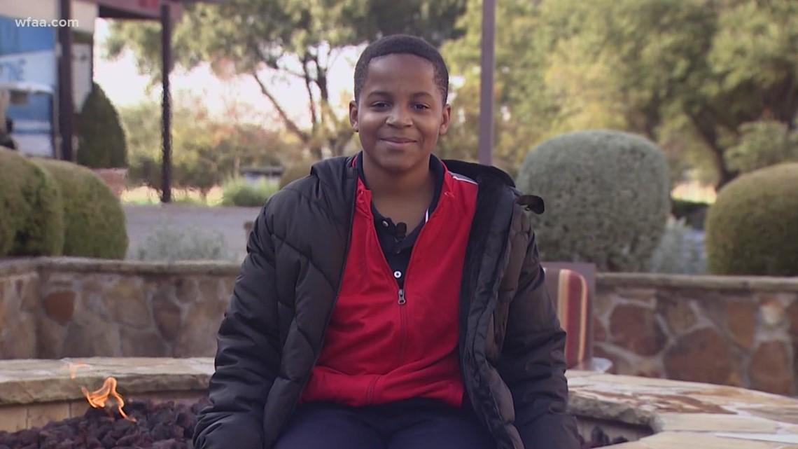 Wednesday's Child: 10-year-old Jevonte