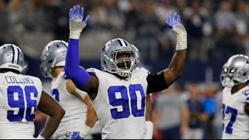 Cowboys tagging DE DeMarcus Lawrence buys time for negotiations