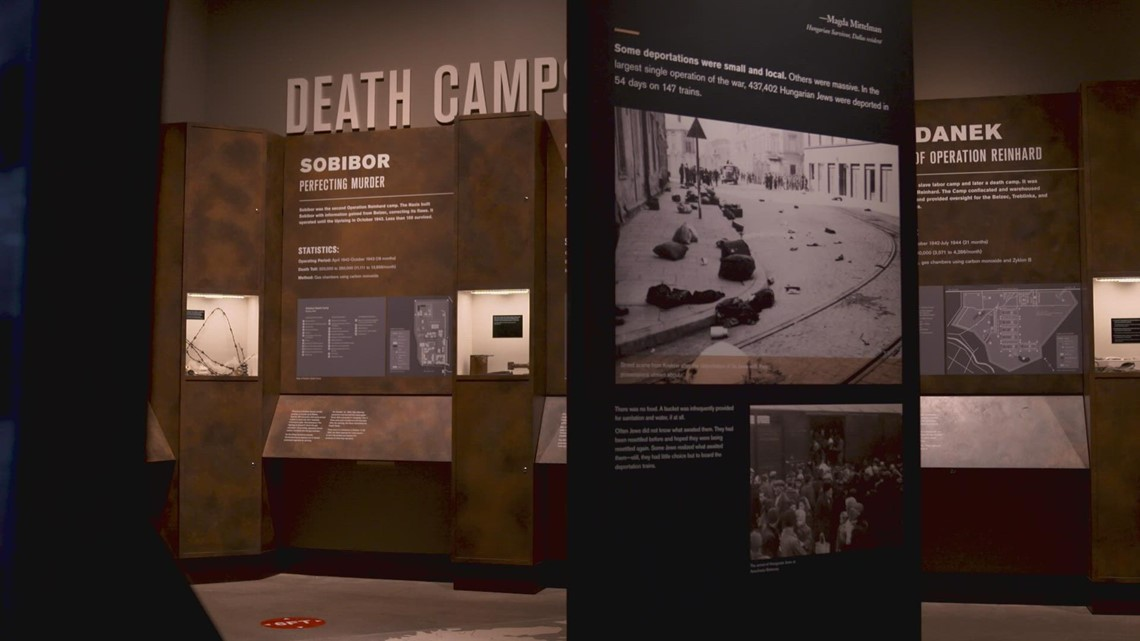 Dallas Holocaust museum warns against teaching 'alternative facts' about Holocaust, other history