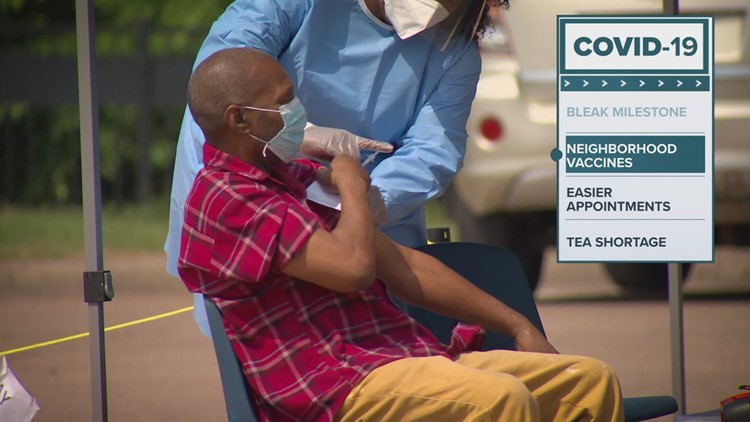 Coronavirus in North Texas: Travel rebounds as vaccination efforts continue to expand