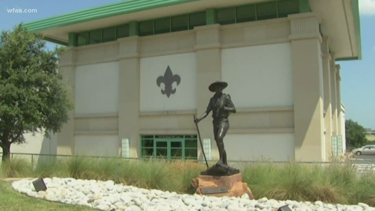 7,800 Boy Scout leaders suspected of abuse
