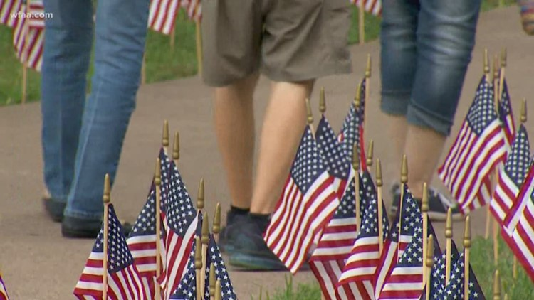 Carry the Load: In its ninth year, event raises money for veteran assistance programs, honors the fallen