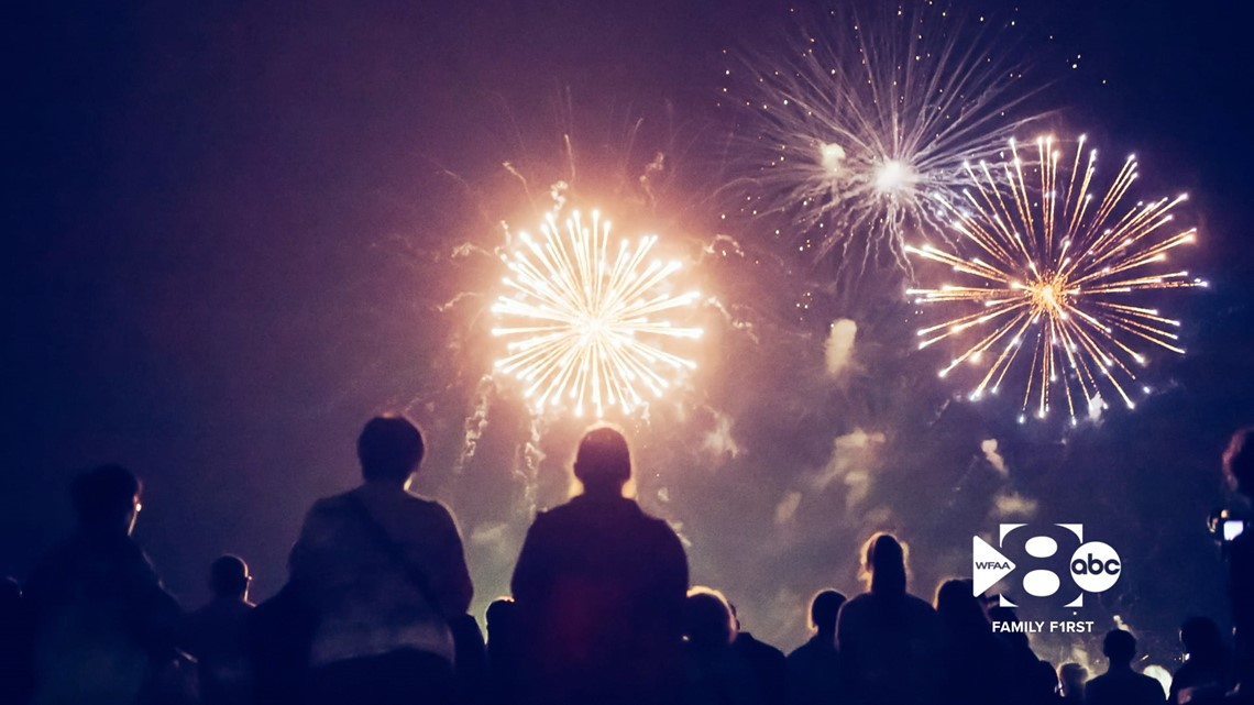 Celebrate Independence Day at Lake Dallas City Park - July 3rd, 2021