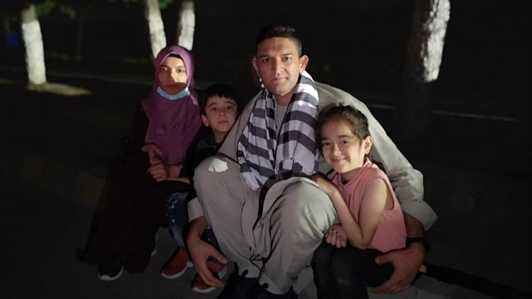 'We went through the hell': Afghan refugee family arrives in Dallas from Fort Bliss after terrifying escape from Kabul