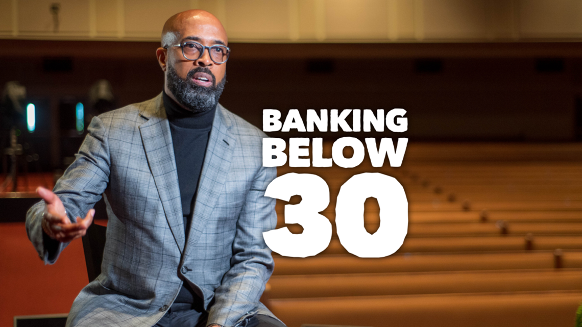 """WATCH: In WFAA investigative series """"Banking Below 30"""",  Pastor Frederick Haynes says it is 'diabolical and wrong' for Wells Fargo and other banks to finance predatory lenders that can charge over 400% interest in minority communities"""
