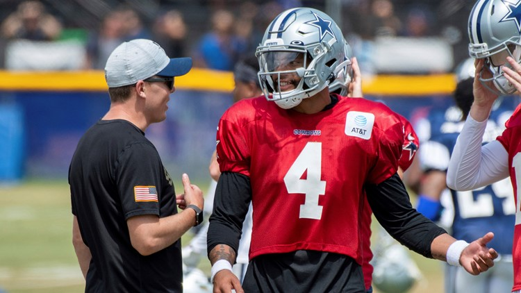Oxnard notes: 5 takeaways from Wednesday's action at Cowboys camp