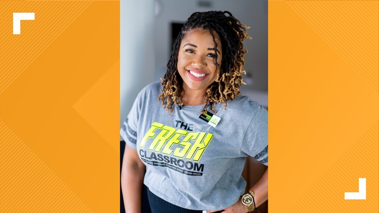 Rooted: Educator Stephanie Boyce shares her hair story