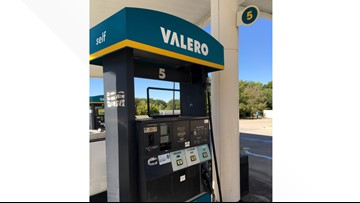 Credit card skimmer found on Arlington gas pump, TDA says