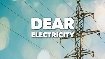 Dear Electricity: Sorry, I took you for granted