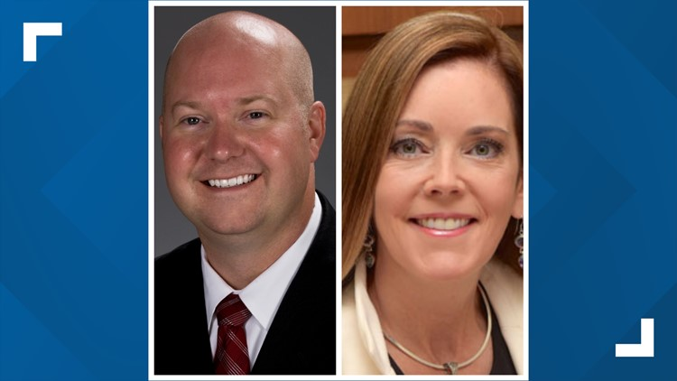 Collin Co. Commissioners meeting gets contentious, pits district clerk against county judge