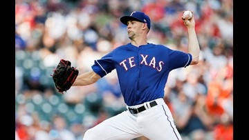 Should the Rangers make Mike Minor available ahead of the trade deadline?