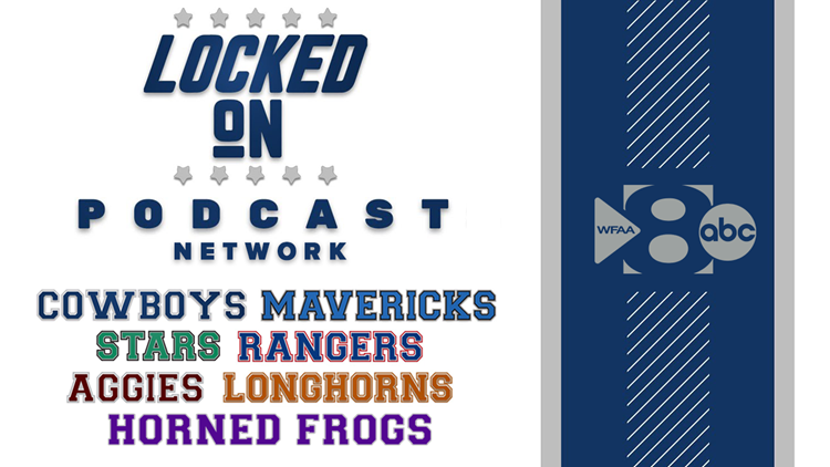 Subscribe to Locked On Podcast network shows covering your favorite D-FW team