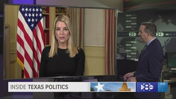 Inside Texas Politics: Special Advisor to President Trump Pam Bondi speaks on whether the president will testify during impeachment trial