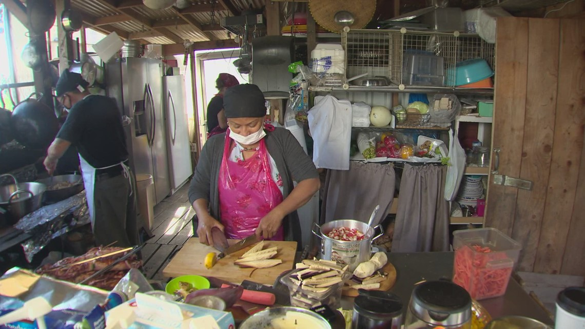 Filipino BBQ brings customers from across the D-FW to Princeton, TX