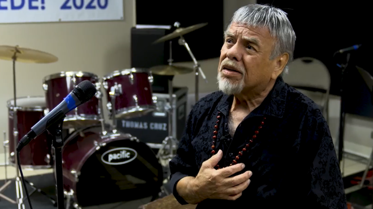 Little Joe: From a timid boy from Temple to Chicano music star