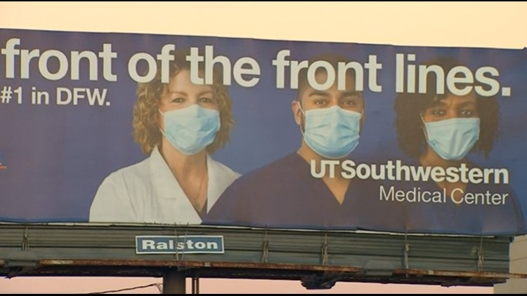 Health experts recommend getting vaccinated and explain new mask guidance as threat of Delta variant increases across North Texas