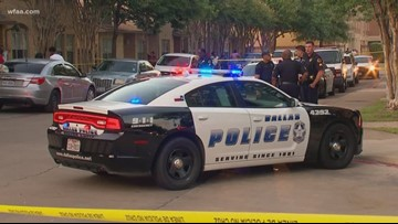 What is going on with the recent violent crime in Dallas?